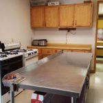 Fertigs Community Center Kitchen