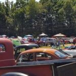 The car show continues to grow each year. 2016 was a record turnout of cars and people!